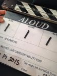 Aloud Day 1 slate